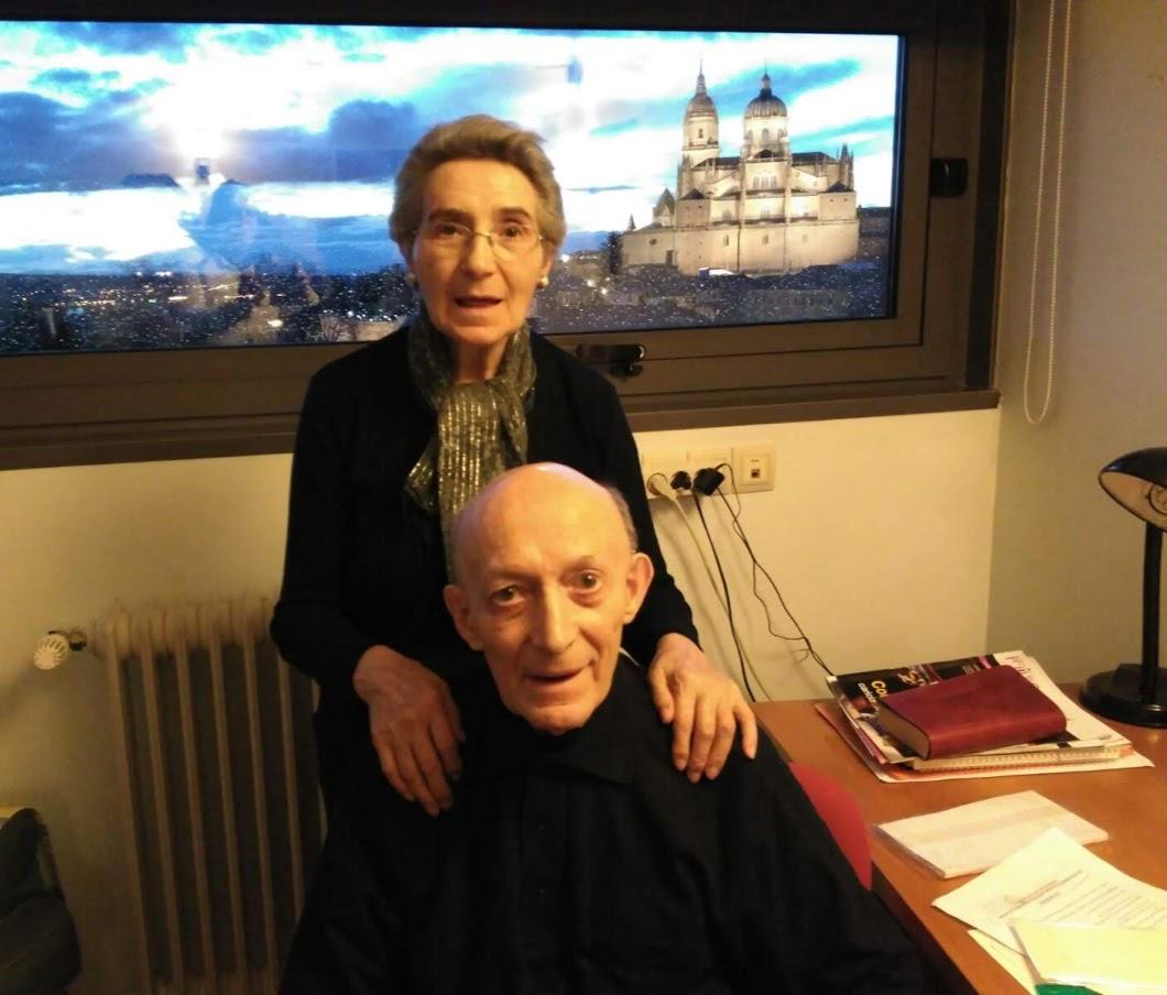 Felicitas Blanco Sánchez, vivió para Dios, vive con Dios
