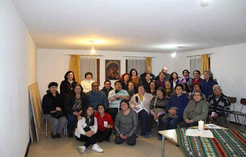 Movimiento Apostólico Sacerdotal en Santiago de Chile