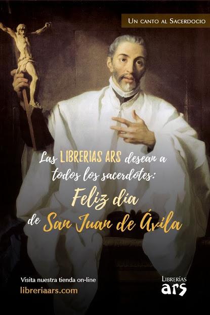 En la fiesta de San Juan de Ávila