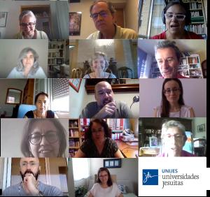 El Instituto, en la «Comunidad de Diálogo» del Proyecto de UNIJES contra los abusos