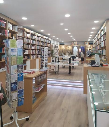 La librería ARS de Salamanca se renueva