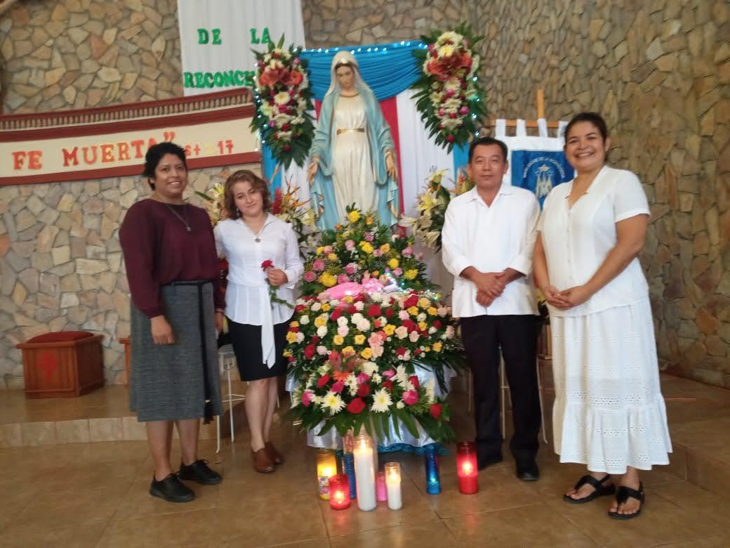 Primera renovación de votos de Linda en México