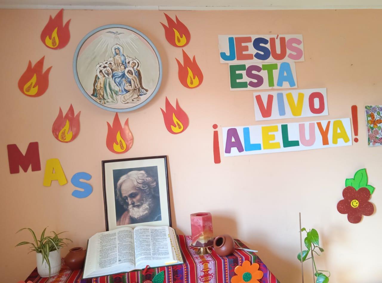Movimiento Apostólico Sacerdotal y Eucaristía de Jesucristo Sumo y Eterno Sacerdote en Chile