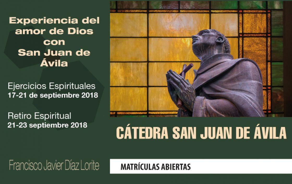 Experiencia del amor de Dios con San Juan de Ávila – Cátedra San Juan de Ávila