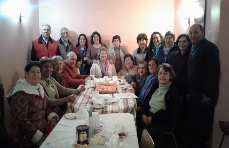 Encuentro de Amigos en Chile