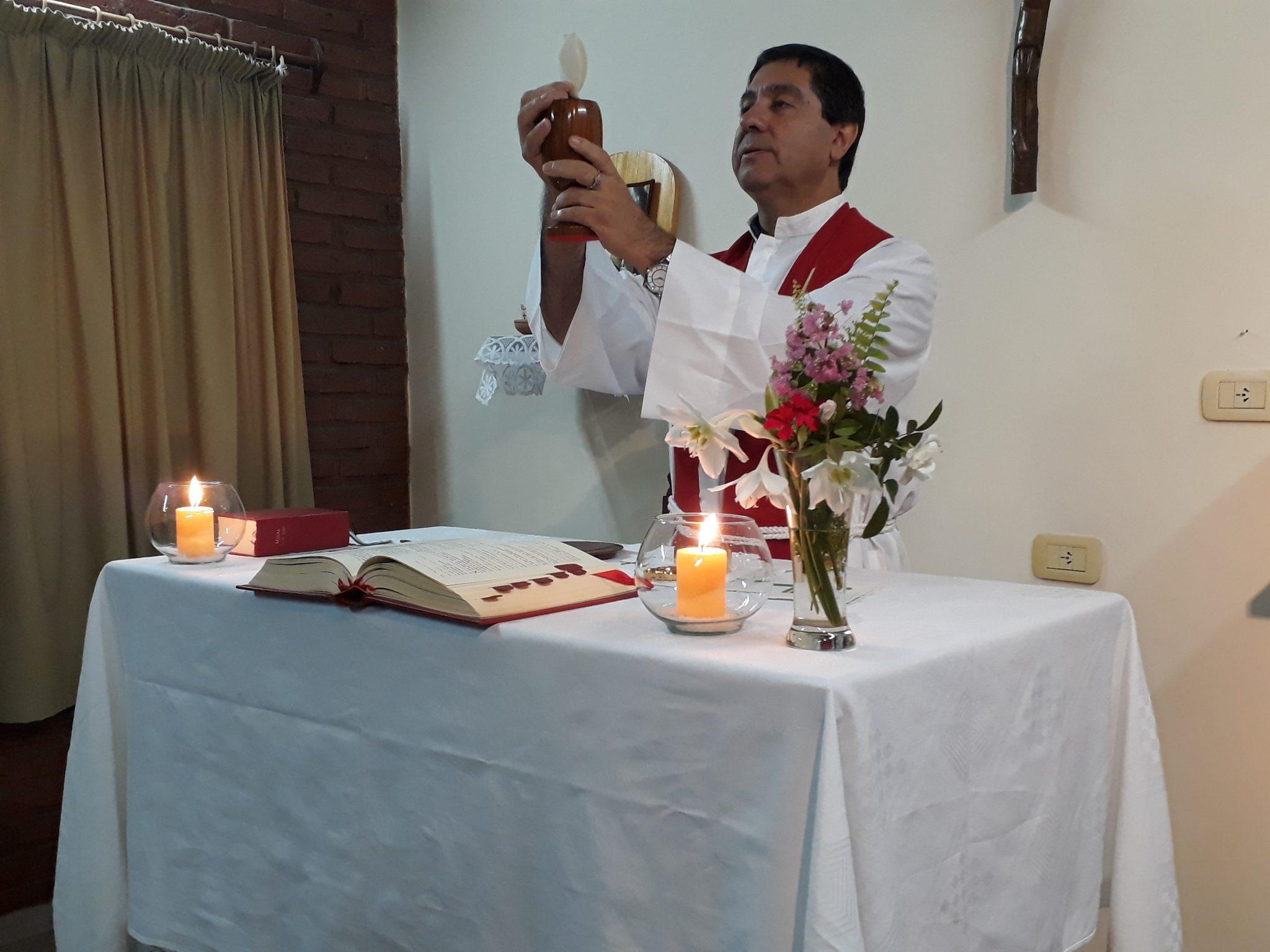 Segundo encuentro del Movimiento Apostólico Sacerdotal (MAS) en Argentina
