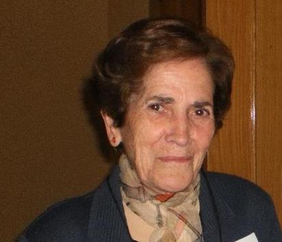 Berna Abánades Abánades, vivió para Dios, vive con Dios