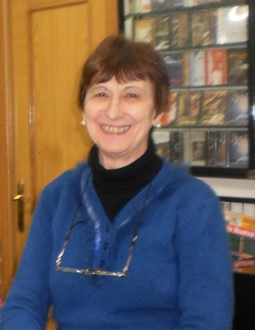 Pepita García Pacetti, vivió para Dios, vive con Dios