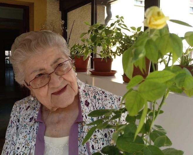 Leonor Gutiérrez Sánchez, vivió para Dios, vive con Dios